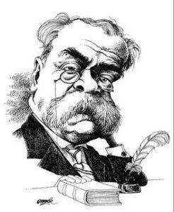 Caricatura de Palma por Omar Zevallos
