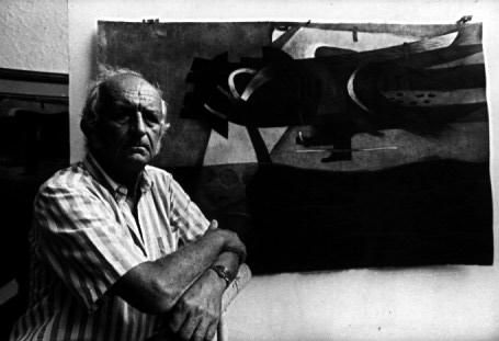 Fernando de Szyszlo Valdelomar (Lima, 1925). Pintor e intelectual peruano. Sobrino (por parte de madre) del escritor peruano Abraham Valdelomar Pinto
