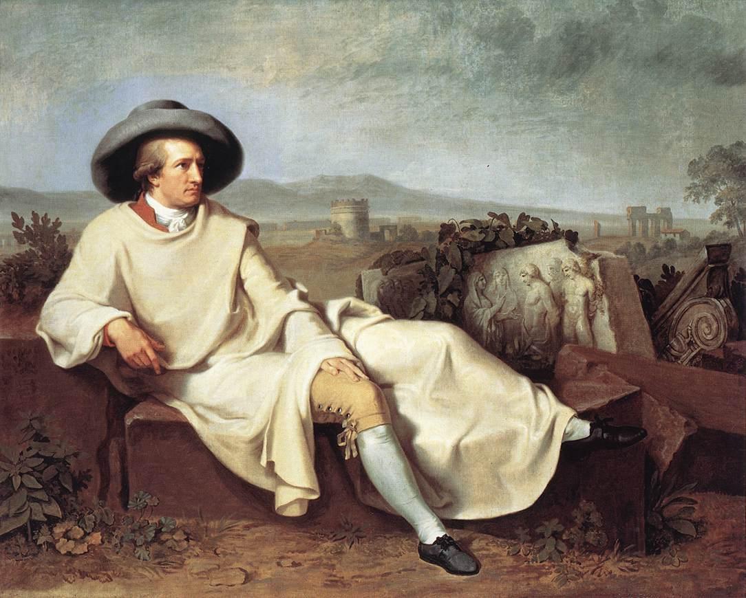 Johann Wolfang vonGoethe