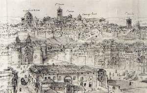 Toledo, ciudad natal del poeta