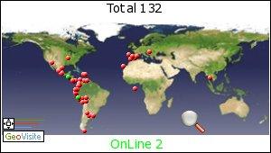 Geomap yGeocounter