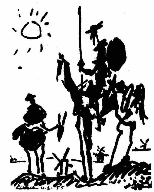 Miguel de Cervantes y elQuijote