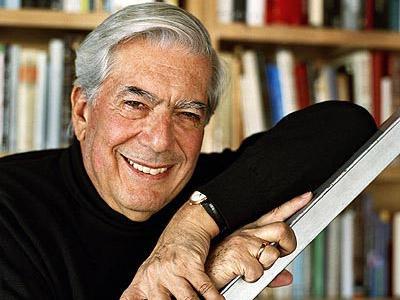 Mario Vargas Llosa ganador del Premio Nobel2010