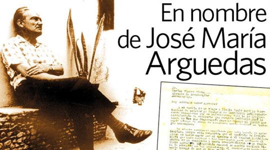 José María Arguedas: elcentenario