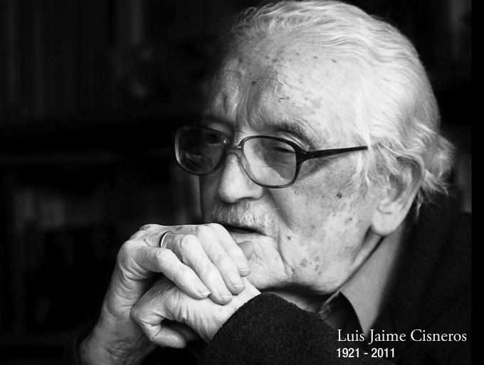 ¿Qué hacía de Luis Jaime Cisneros unmaestro?