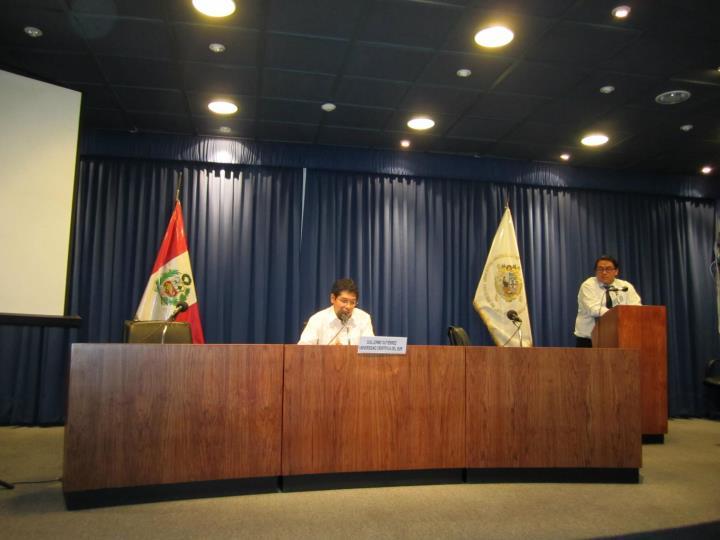 Ponencias del Coloquio (Des)cubriendo la voz: Discursos de poder y textos transculturales en la literatura colonialperuana