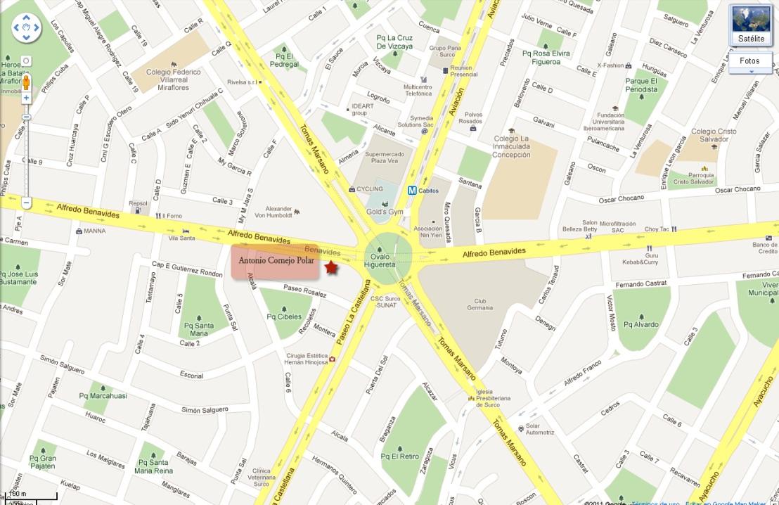 Relanzamiento del sitio web del Centro de Estudios Literarios Antonio Cornejo Polar(CELAPC)