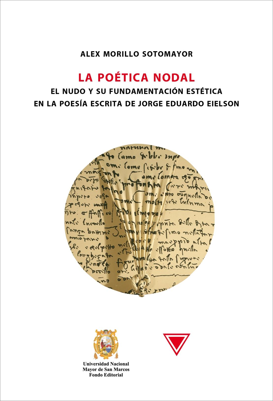 Cover La poética nodal
